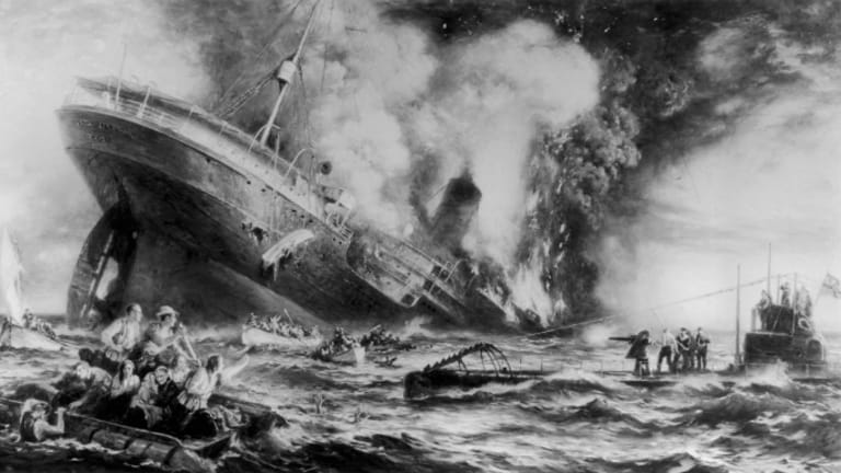 How the Sinking of Lusitania Changed World War I - HISTORY