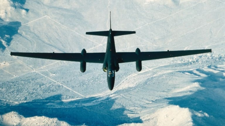 Remembering the U-2 Spy Plane Incident - HISTORY