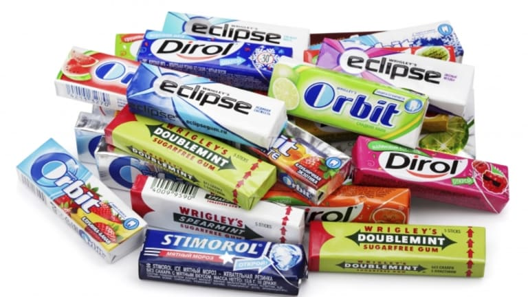 Chew On This The History Of Gum History