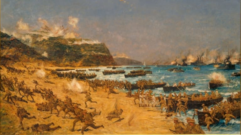 8 Things You May Not Know About the Gallipoli Campaign