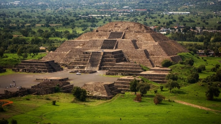 Secret Tunnel May Reveal Long-lost Secrets of Ancient Mexican Civilization