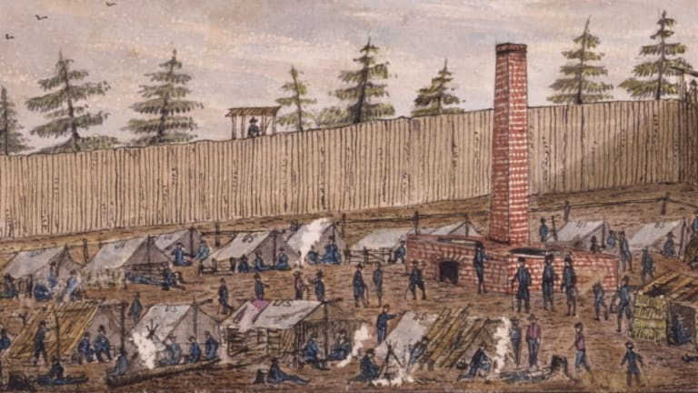 Civil War Artifacts Unearthed from Former Confederate Prison