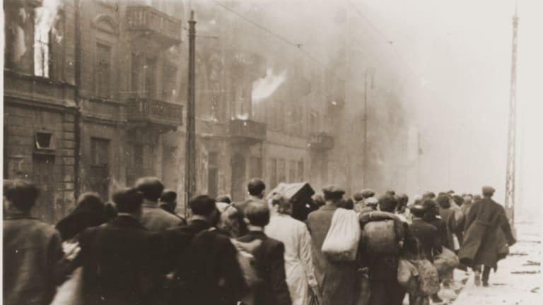 How the Warsaw Ghetto Uprising Inspired Rebellion in a Nazi Death Camp