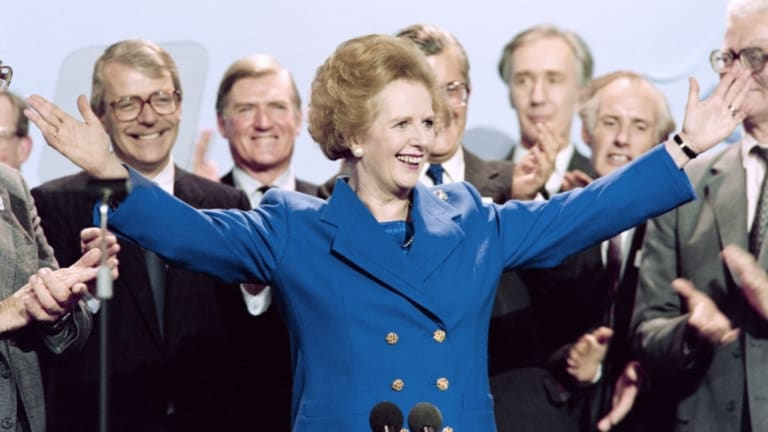 10 Things You May Not Know About Margaret Thatcher