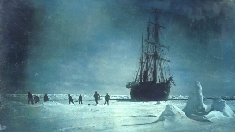 Relatives Bid to Finish Ill-Fated Shackleton Expedition