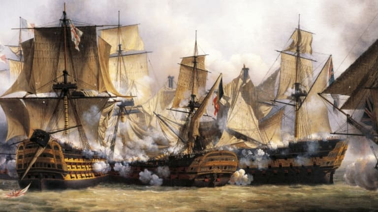 Remembering the Battle of Trafalgar
