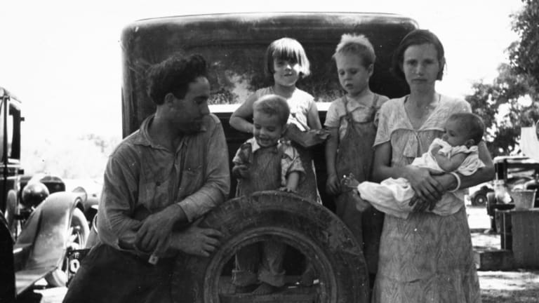 Life for the Average Family During the Great Depression