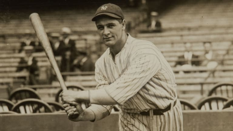 The Life of Lou Gehrig