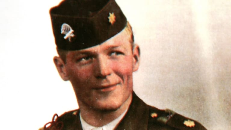 "World War II Hero from ""Band of Brothers"" Dies"