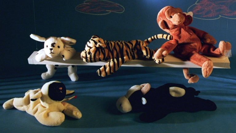 The Dark Side of the  90s Beanie Baby Craze - HISTORY 5de055d9a53