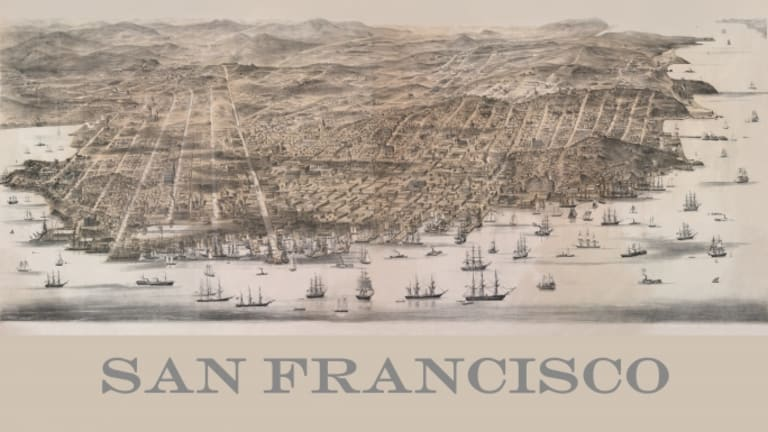 The Strange Case of Emperor Norton I of the United States