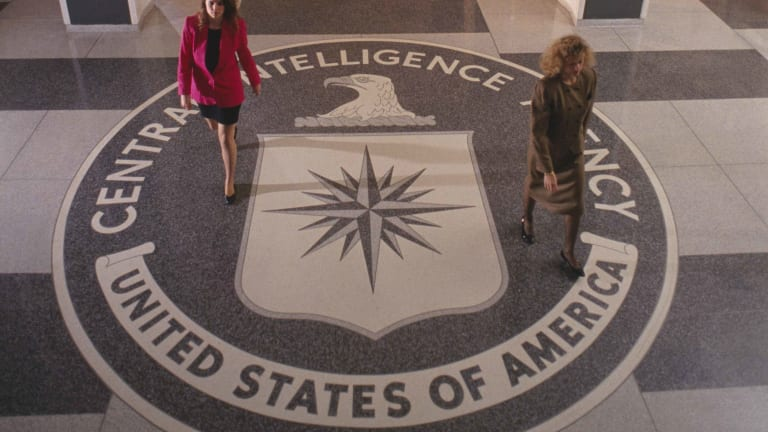 The CIA's Female Spy Question