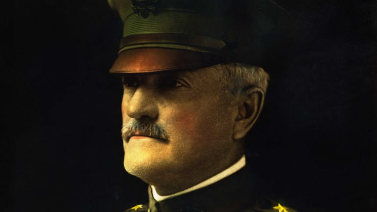 General Pershing's Run for President Was a Sure Thing—Until His Troops Spoke Up