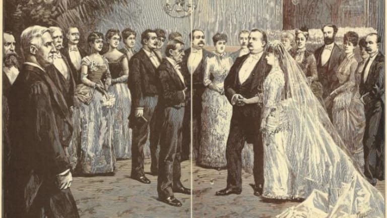 125 Years Ago: Nice Day for a White House Wedding
