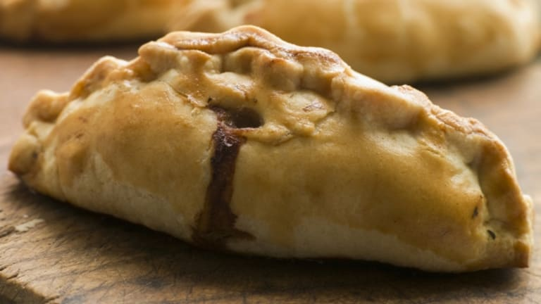 Miners' Delight: The History of the Cornish Pasty