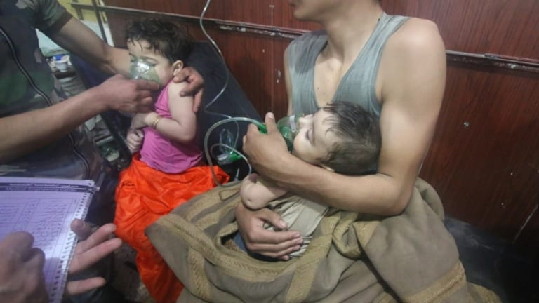 Syria's Chemical Weapons Are Anything But New