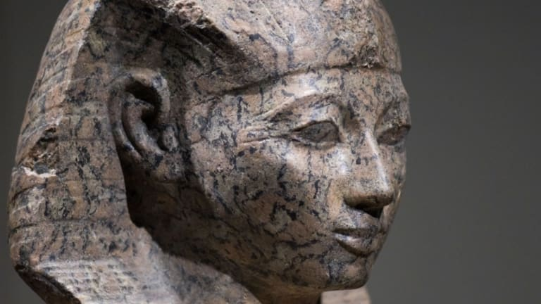 Study Explores Rise of Egyptian Pharaohs