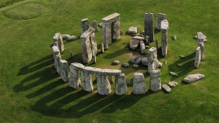 Subterranean Mapping Reveals Secrets Underneath Stonehenge