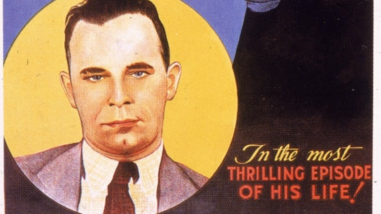 10 Things You May Not Know About John Dillinger - HISTORY