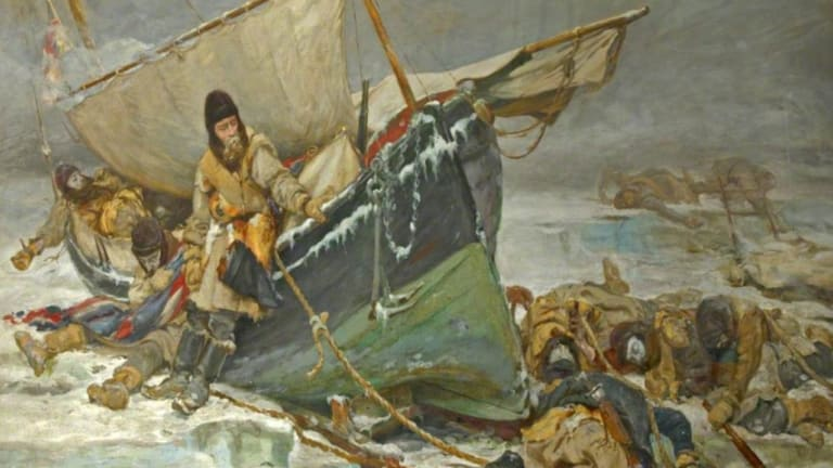 Ship From Doomed Arctic Expedition Found After 170 Years