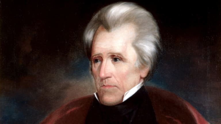 Andrew Jackson Dodges an Assassination Attempt, 180 Years Ago