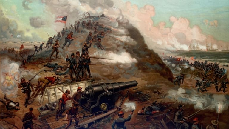 The Fall of Fort Fisher, 150 Years Ago