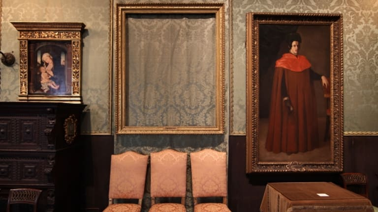 History's Biggest Art Heist