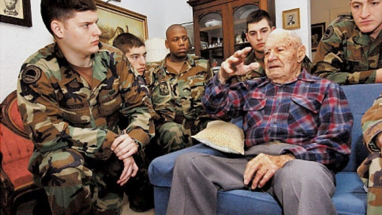 Albert Brown, Oldest U.S. Survivor of Bataan March, Dies at 105