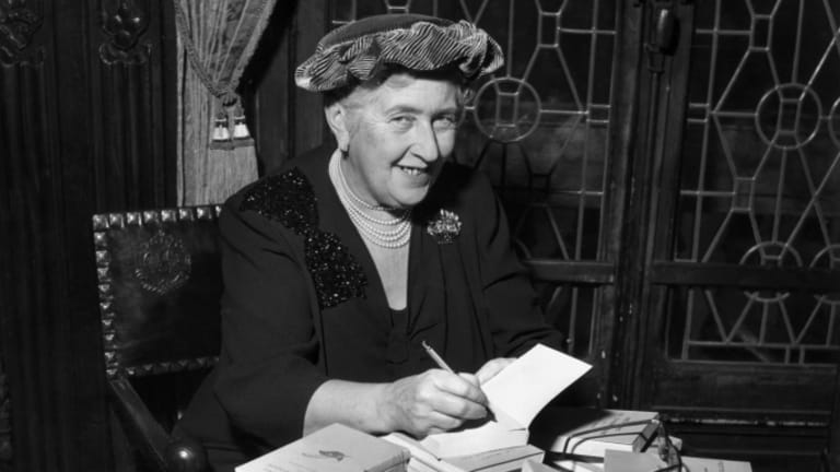 10 Things You May Not Know About Agatha Christie