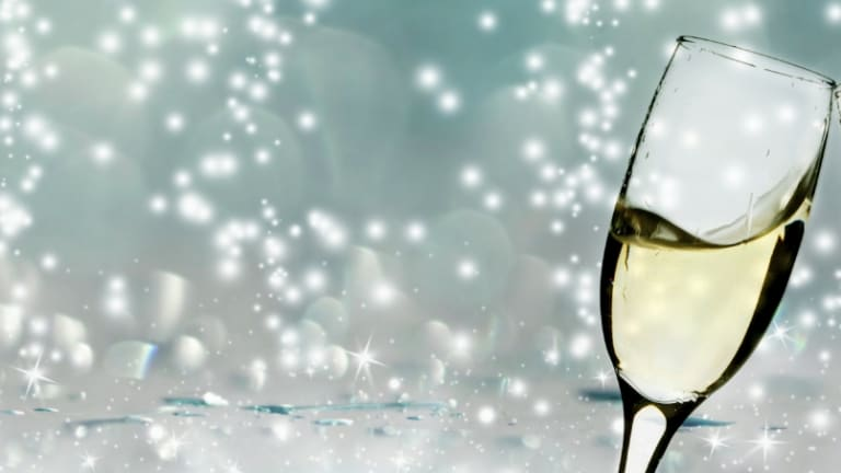 Champagne: A Bubbly History