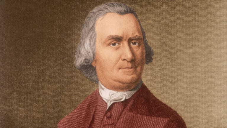 The Sudsy History of Samuel Adams