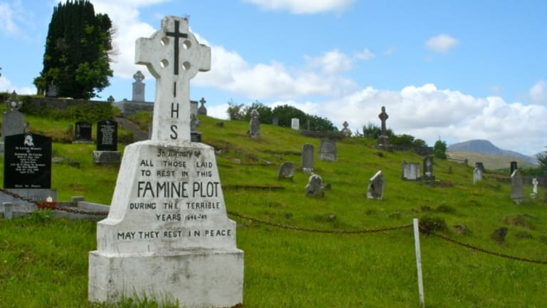 The Warship of Peace That Fed Famine-Stricken Ireland