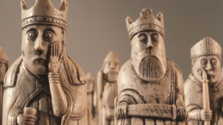 The Enduring Mystery of the Lewis Chessmen