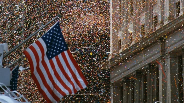 7 Things You May Not Know About Ticker-Tape Parades