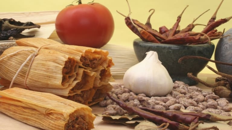 What Goes Into a Hot Tamale?