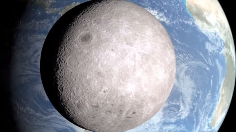 "China Plans Historic Landing on ""Dark Side"" of the Moon"