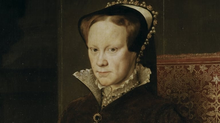 8 Things You Might Not Know about Mary I