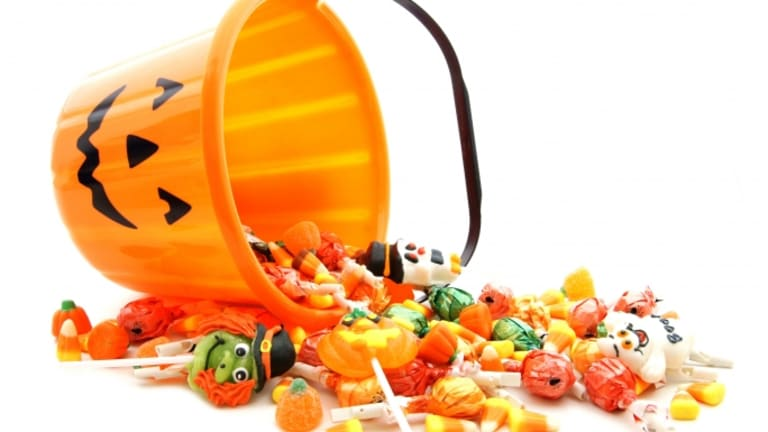 The Haunted History of Halloween Candy