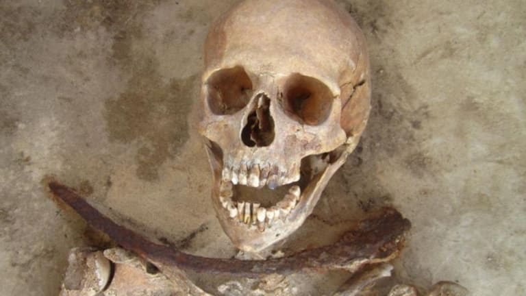 """The Truth About Poland's """"Vampire"""" Burials"""