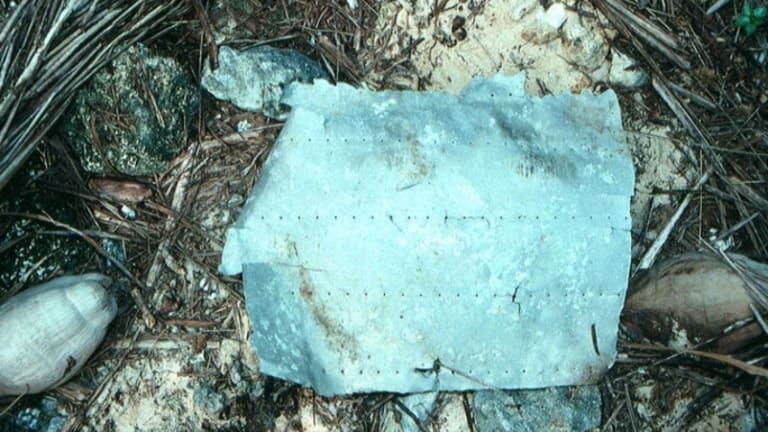 Researchers Identify Fragment of Amelia Earhart's Plane