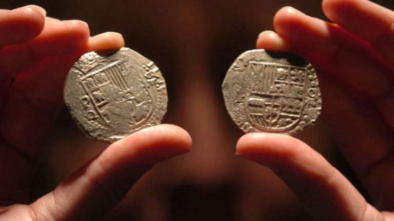 Treasures From Spanish Galleon Sunk in 1622 Set For Auction