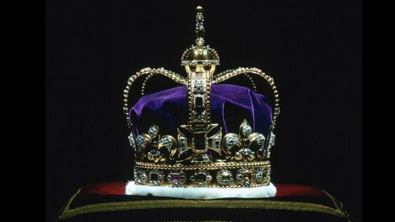 Why is purple considered the color of royalty?