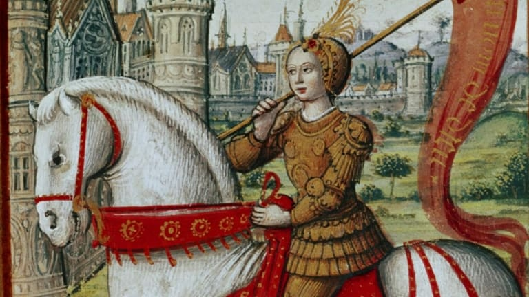 7 Surprising Facts About Joan of Arc