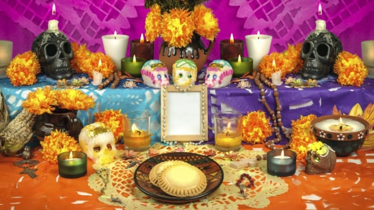 Day of the Dead Sweets and Treats
