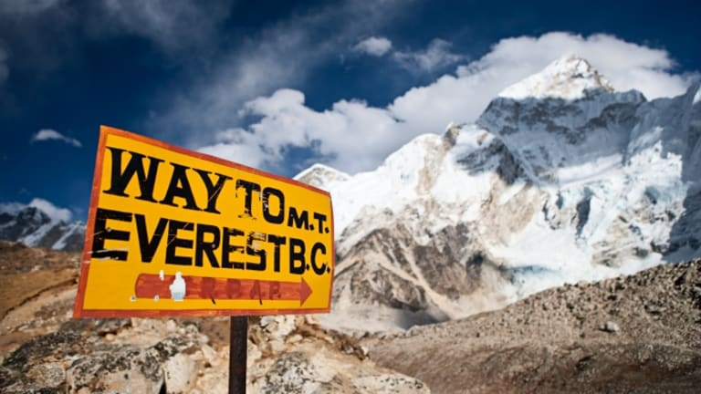 Who is Mount Everest named after?