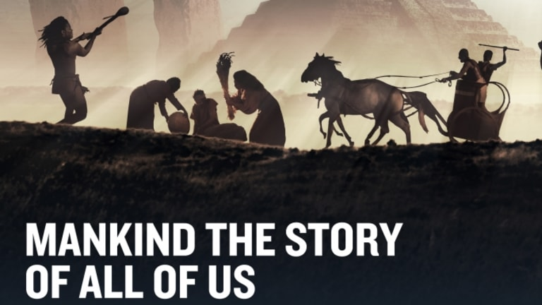 HISTORY Vault: Mankind The Story of All of Us