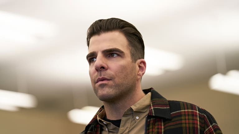 Zachary Quinto Breaks Down Aliens, Superhumans and Artificial Intelligence