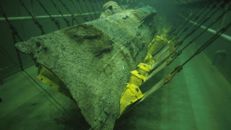 What Sunk the Confederate Submarine, the Hunley? New Clue Emerges