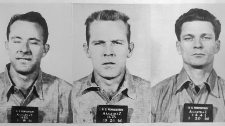 Картинки по запросу three prisoners that escaped alcatraz