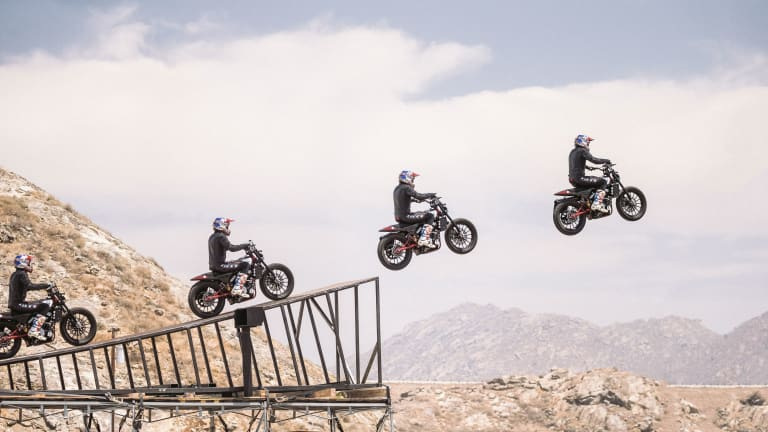 Everything You Need to Know About Travis Pastrana's Evel Knievel Jumps